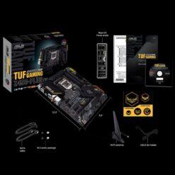 ASUS TUF Gaming Z490 PLUS WI FI Mainboard 5