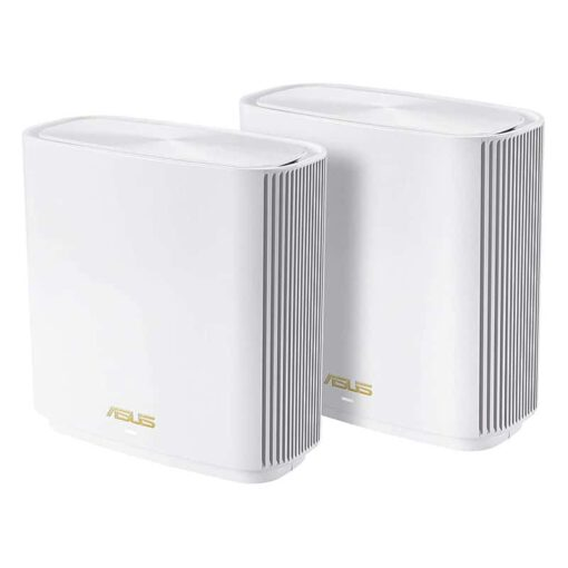 ASUS ZenWiFi AX System XT8 2 Pack Routers 1