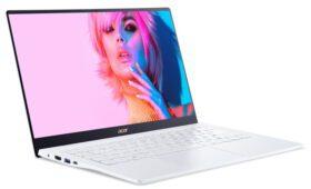 Acer Swift 5 SF514 54T Laptop White 2