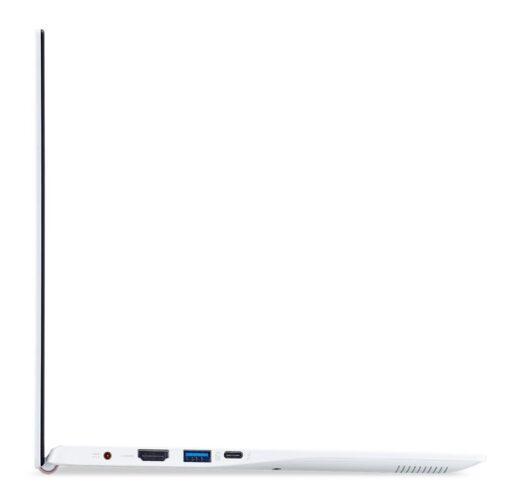 Acer Swift 5 SF514 54T Laptop White 6