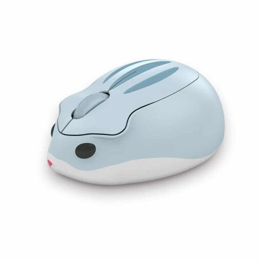 Akko Hamster RURI Blue Wireless Mouse 1