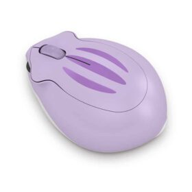 Akko Hamster SHION Purple Wireless Mouse 3