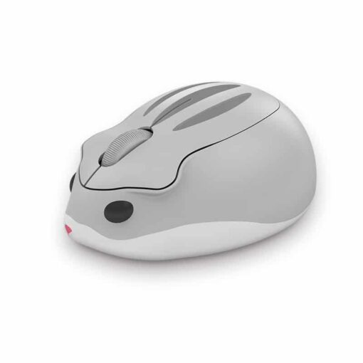 Akko Hamster TARO Grey Wireless Mouse 1