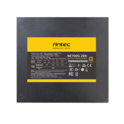 Antec NeoECO GOLD NE700G ZEN PSU 3
