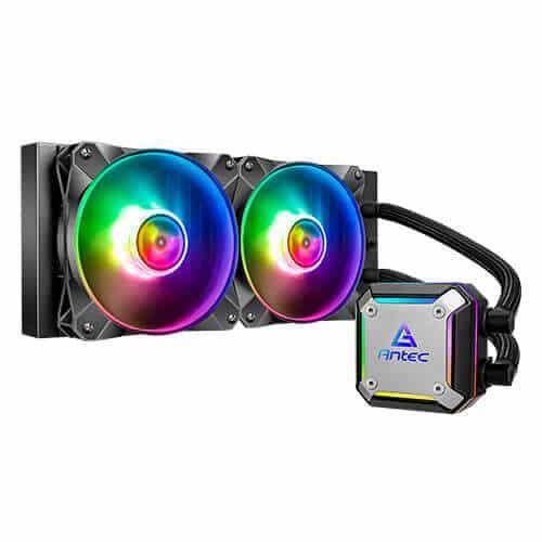 Antec Neptune 240 ARGB AIO Liquid CPU Cooler 1