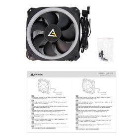 Antec Prizm 120 ARGB Fan Single Pack 3