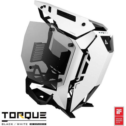 Antec Torque Open Air Case Black White 1