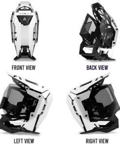 Antec Torque Open Air Case Black White 2