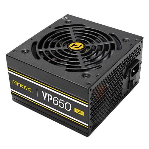 Antec VALUE POWER VP650 Plus PSU - 650W, 80 Plus -