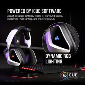 CORSAIR VOID RGB ELITE Wireless Headset Carbon 6