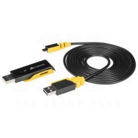 CORSAIR VOID RGB ELITE Wireless Headset Carbon 8