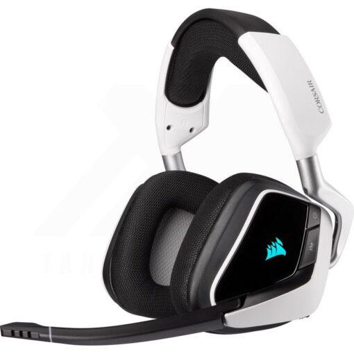 CORSAIR VOID RGB ELITE Wireless Headset White 1