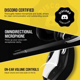 CORSAIR VOID RGB ELITE Wireless Headset White 6