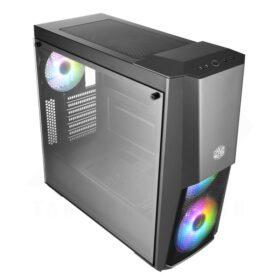 Cooler Master MasterBox MB500 ARGB Case Black 5