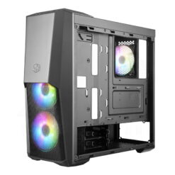 Cooler Master MasterBox MB500 ARGB Case Black 8