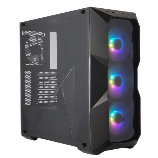 Cooler Master MasterBox TD500 ARGB Case Black 1