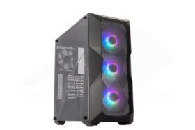 Cooler Master MasterBox TD500 ARGB Case Black 2