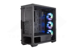 Cooler Master MasterBox TD500 Mesh ARGB Case Black 6