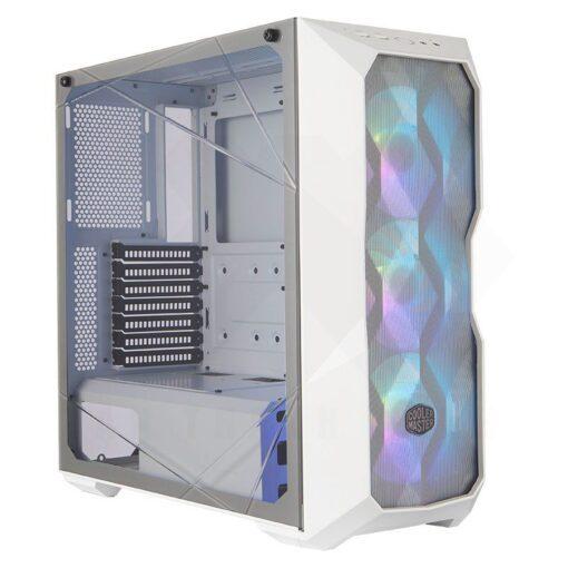 Cooler Master MasterBox TD500 Mesh ARGB Case White 1