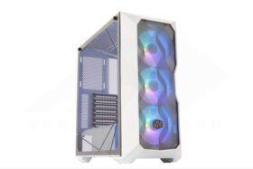 Cooler Master MasterBox TD500 Mesh ARGB Case White 2