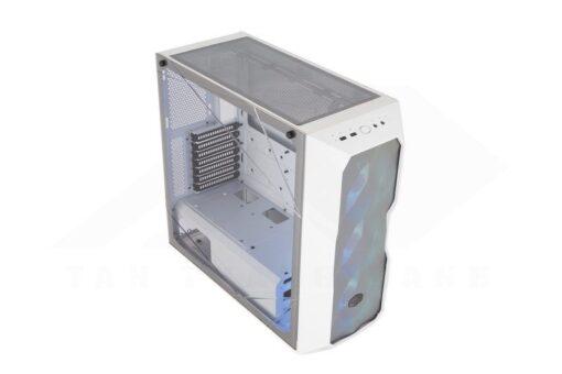 Cooler Master MasterBox TD500 Mesh ARGB Case White 3