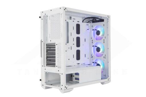 Cooler Master MasterBox TD500 Mesh ARGB Case White 7