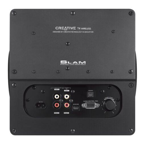 Creative T4 Wireless Speaker System 5