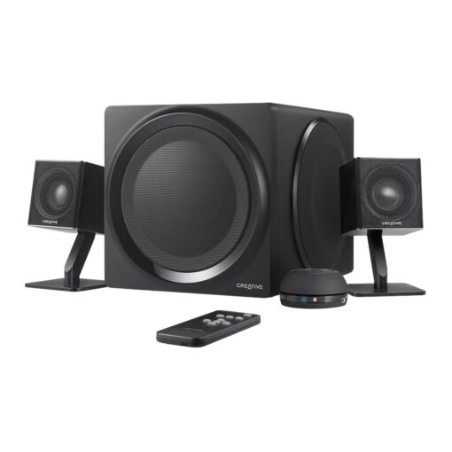 Creative T4 Wireless Speaker System 6