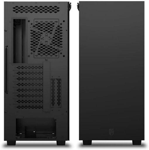 Deepcool MACUBE 550 GAMER STORM Case Black 4