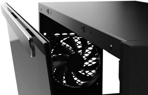 Deepcool MACUBE 550 GAMER STORM Case Black 6