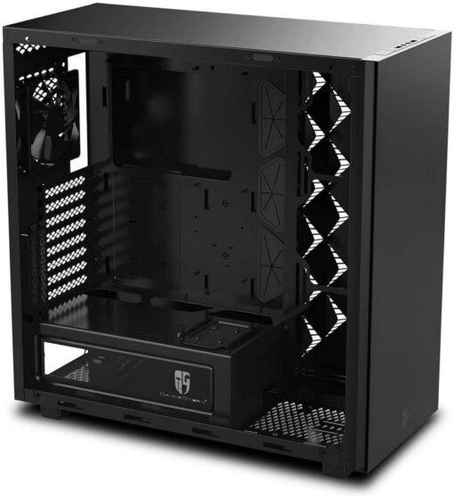Deepcool MACUBE 550 GAMER STORM Case Black 7