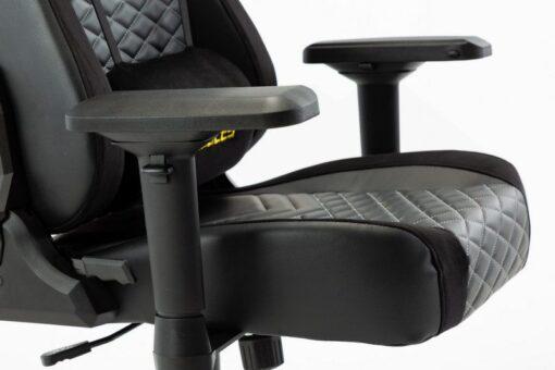 E Dra Hercules EGC203 Pro Gaming Chair Black 4 1