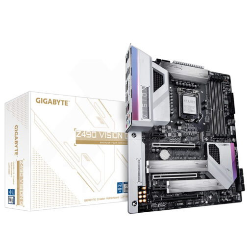 GIGABYTE Z490 VISION G Mainboard 1