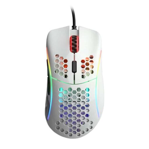 Glorious Model D Gaming Mouse Glossy White 1