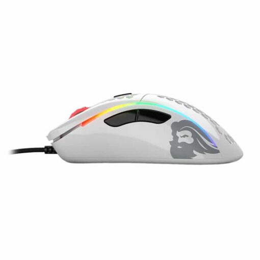 Glorious Model D Gaming Mouse Glossy White 3