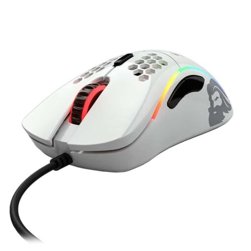 Glorious Model D Gaming Mouse Glossy White 4