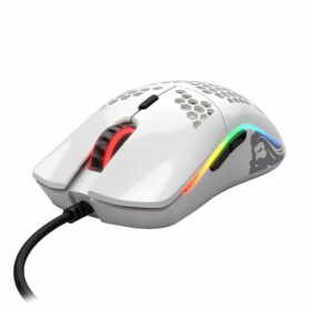 Glorious Model O Minus Gaming Mouse Glossy White 4