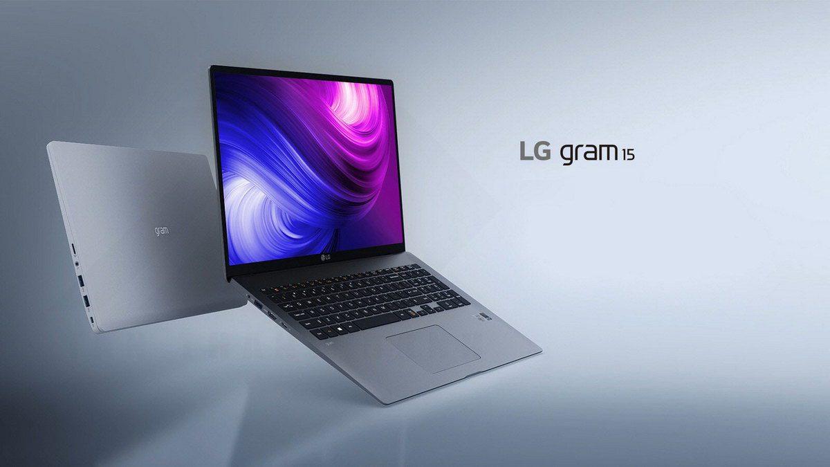 LG GRAM 15ZD90N V.AX56A5 1