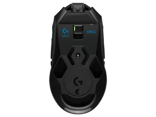 Logitech G903 Hero Lightspeed Wireless Gaming Mouse 3