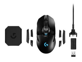 Logitech G903 Hero Lightspeed Wireless Gaming Mouse 6