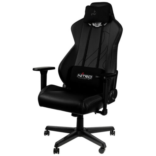Nitro Concepts S300 EX Gaming Chair Stealth Black 1