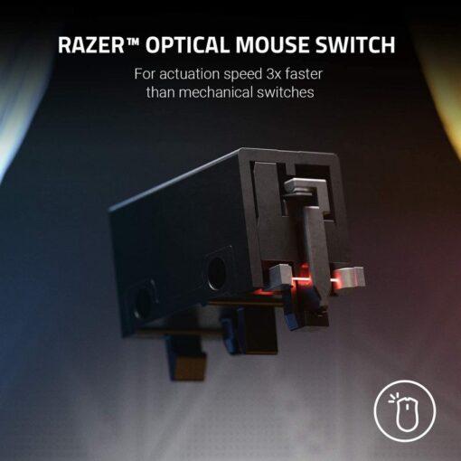 Razer Basilisk V2 Gaming Mouse 3