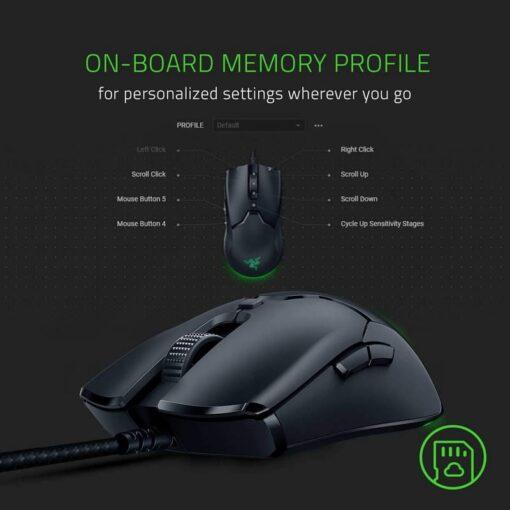 Razer Viper Mini Gaming Mouse 3