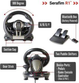 Serafim R1 Racing Wheel 4