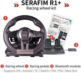 Serafim R1 Racing Wheel 9