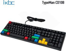 ikbc TypeMan CD108 PBT Doubleshot V2 Keyboard 5