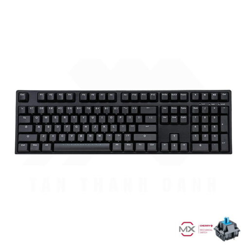 ikbc TypeMan CD108 PBT Doubleshot V2 Keyboard Cherry MX Blue