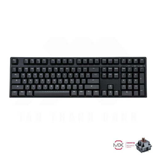 ikbc TypeMan CD108 PBT Doubleshot V2 Keyboard Cherry MX Brown