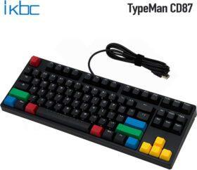 ikbc TypeMan CD87 PBT Doubleshot V2 Keyboard 7