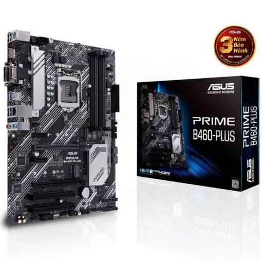 ASUS PRIME B460 PLUS Mainboard 1